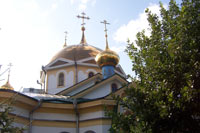 Church of the Ascension, Novosibirsk